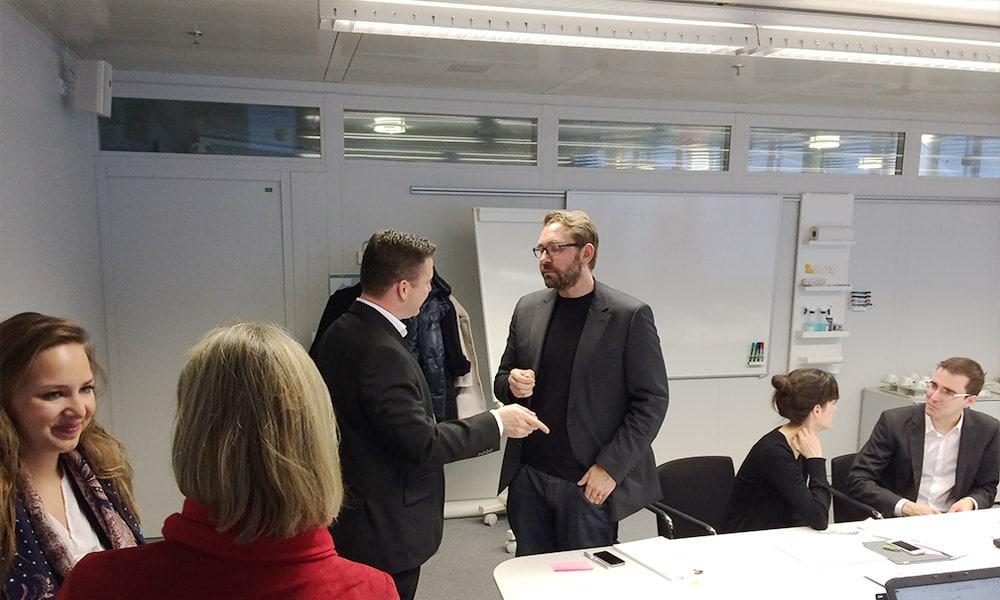 SEO & Content Marketing Seminar in Berlin