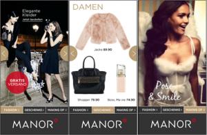 Manor Kampagne